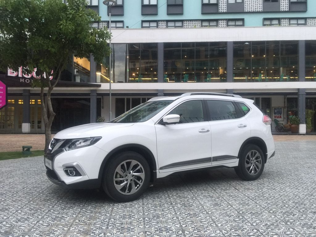 ​​​​​​​ Nissan X-trail V-series 2019