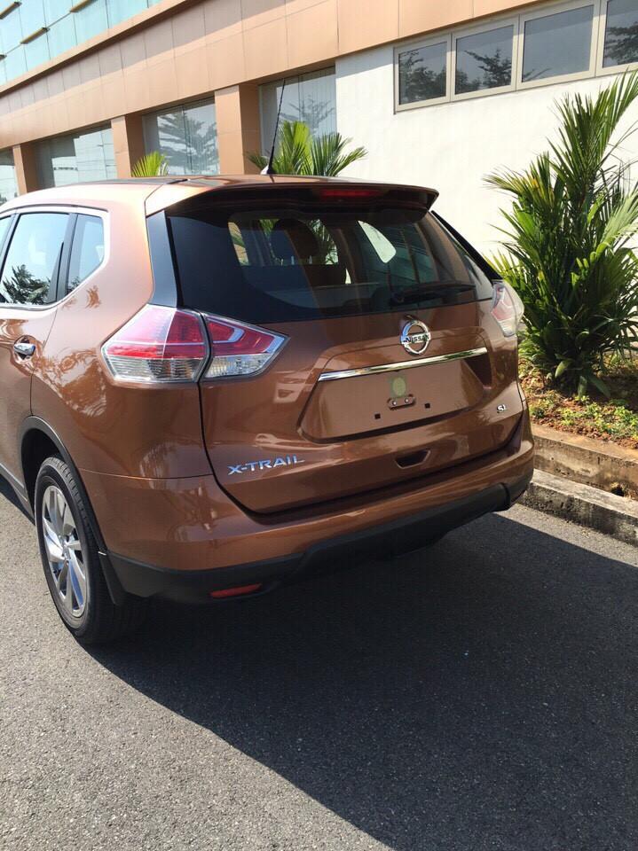 """Nissan X-Trail 2016 lộ ảnh """"nóng"""" tại Việt Nam, nissan xtrail 2016, Nissan X-trail"""