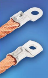 FLEXIBLE CONNECTOR MANUFACTURED BY HIGHLY FLEXIBLE ROUND STRANDED COPPER CABLES