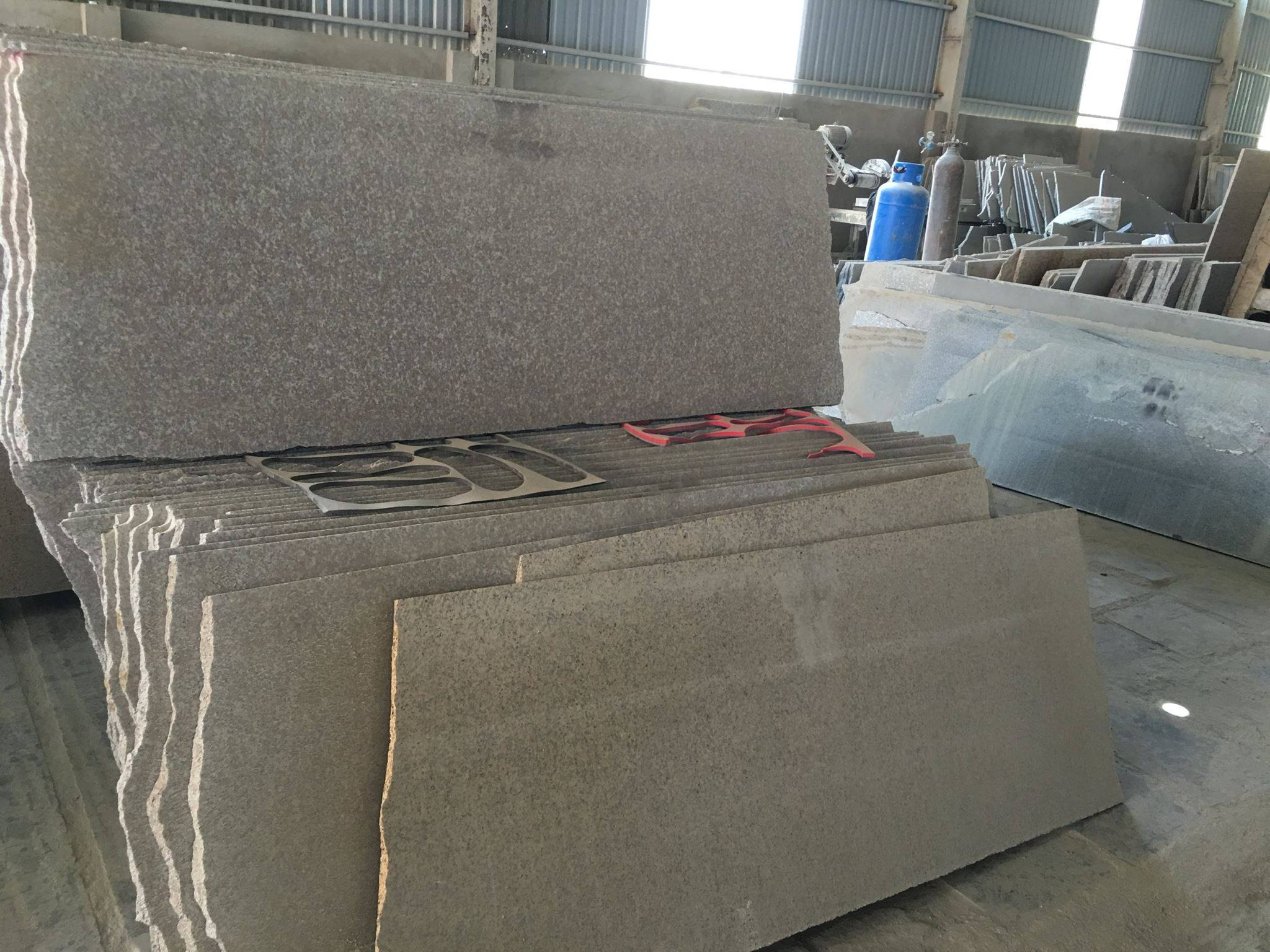 Purple Granite Slab