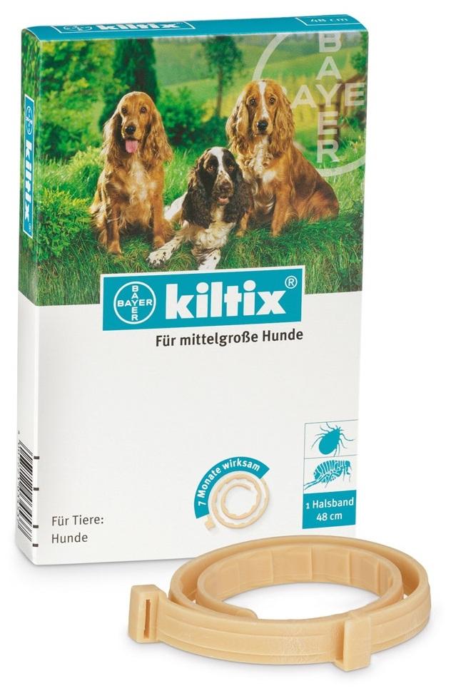 Image result for Kiltix Flea & Tick Collar size M 48cm