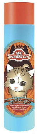 Image result for Lee & Webster for Long coat Cat / Sữa tắm cho mèo lông dài