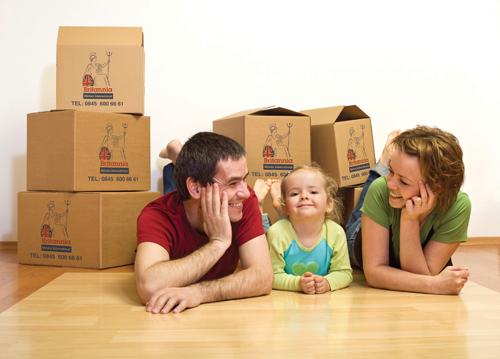 một số chú ý khi chuyển nhà đến nơi ở mới