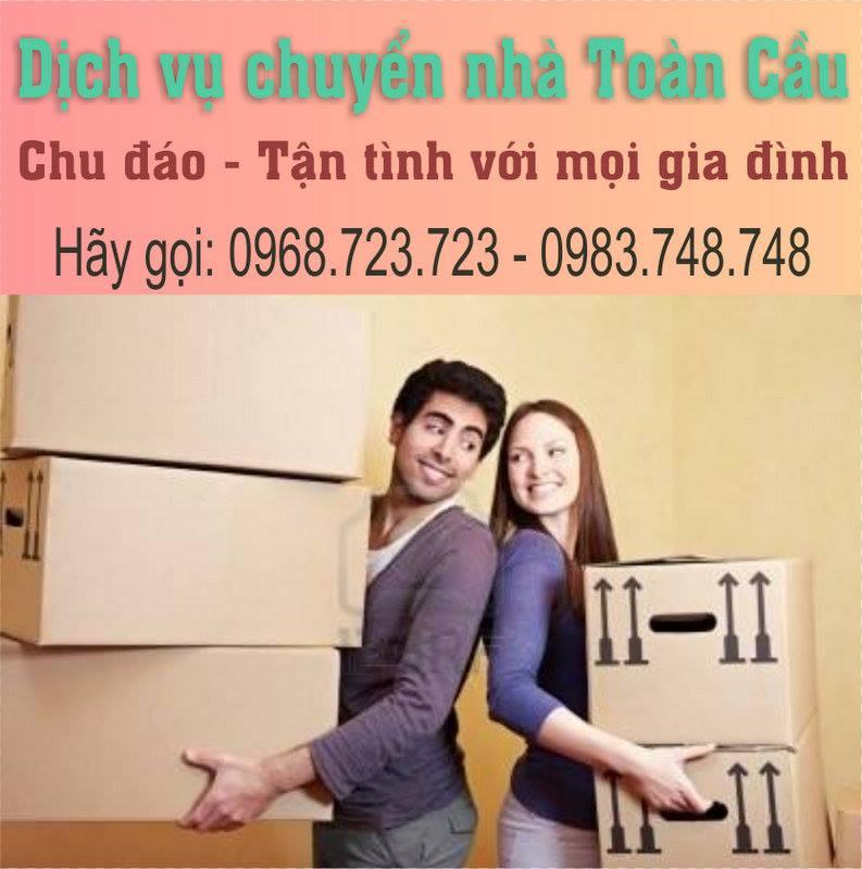 Chuyển nhà giá rẻ - chuyển dọn nhà uy tín - vận chuyển chuyên nghiệp