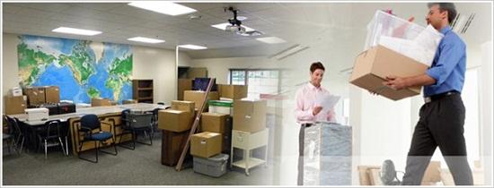 Công ty chuyển văn phòng uy tín