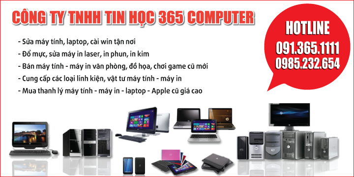 Dịch vụ 365computer