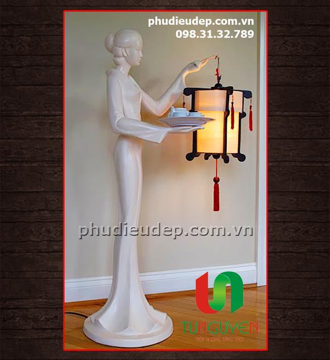Cột đèn trang trí nghệ thuật
