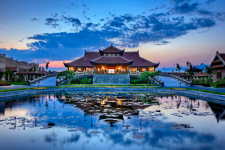 EMERALDA NINH BÌNH RESORT & SPA