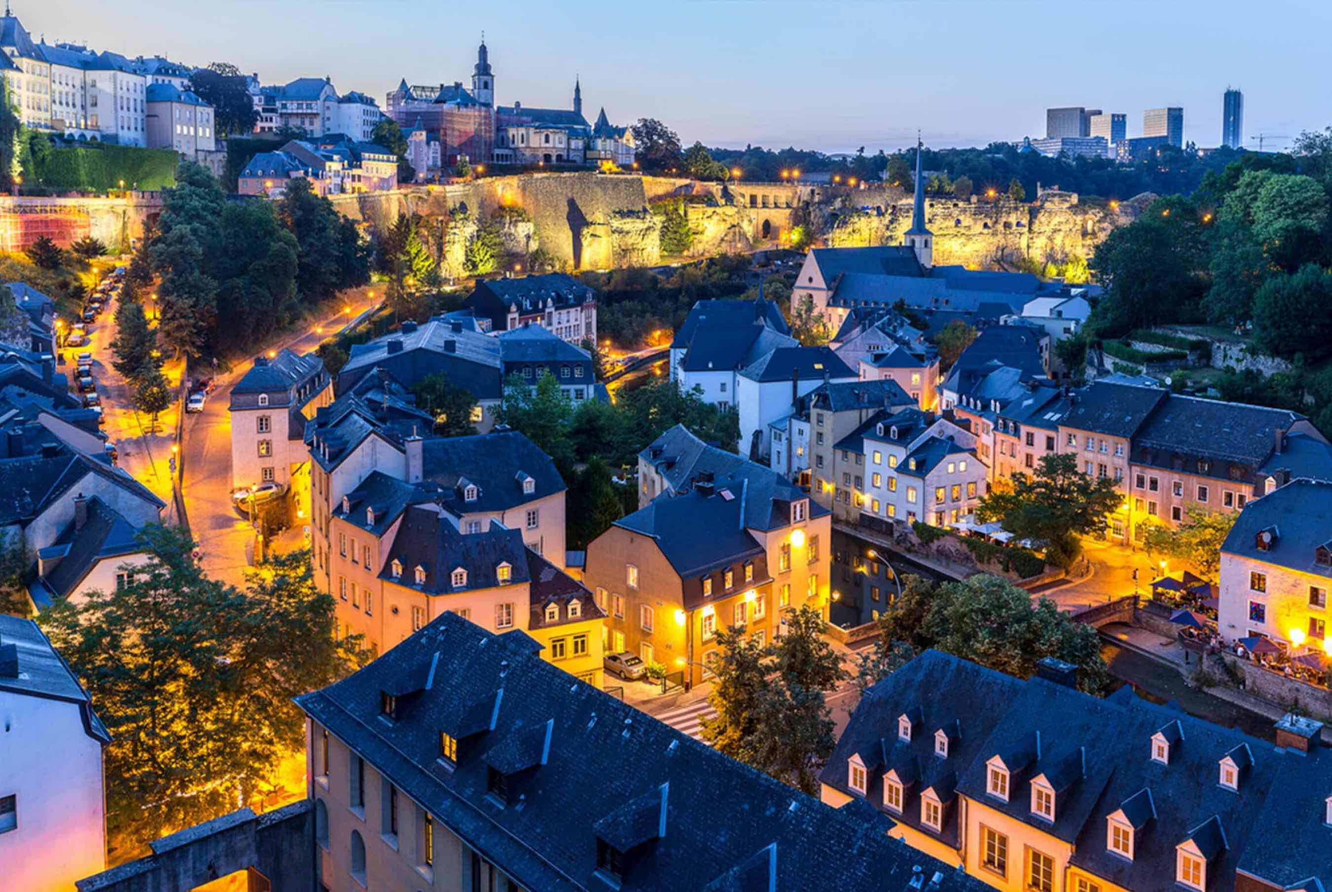Kinh nghiệm du lịch Luxembourg – New World Travel