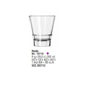 Endeavor rock glass 266ml - Mã SP : 15710