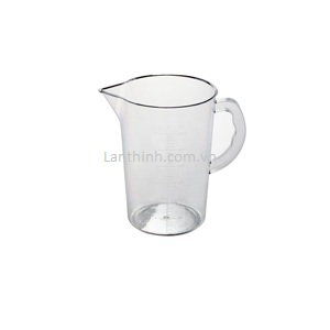 PC Measurement pitcher 0,5L, 1L, 2L