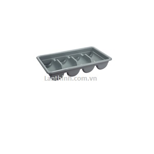 4-Compartment Cutlery Box