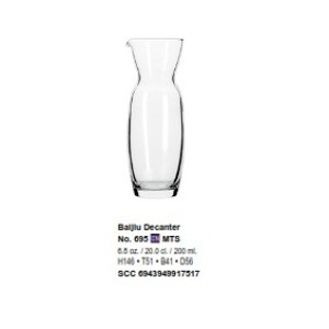 Carafe 200ml - Mã SP : 695
