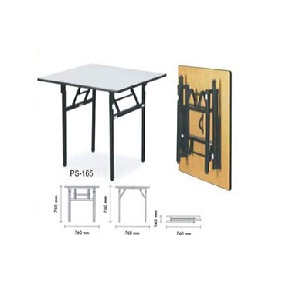 Banquet Folding Square table