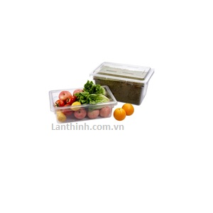 Food Storage Pan
