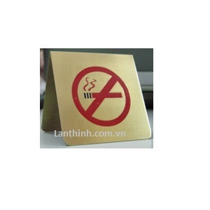 No Smocking sign, LT50