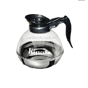 PC version 1,8L Kinox Coffee decanter. Item code : 8896