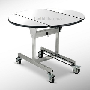 Room service trolley, Flexible Tri fold design, 3401100