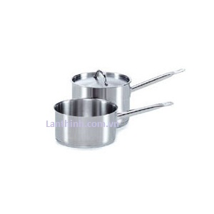 Sauce pan with lid, SS, 7 sizes, 2 - 13 lt