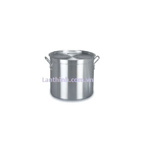 Stock pot with lid, aluminium, 8 sizes: 11 - 100 lt