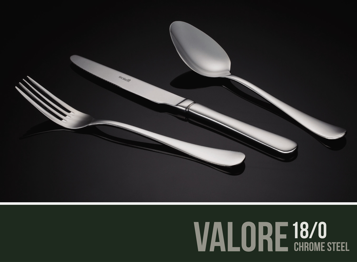 Valore Chrome Steel