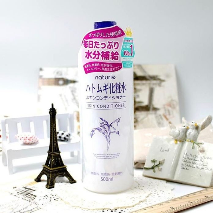 Lotion dưỡng khoẻ da Naturie Hatomugi Skin Conditioner