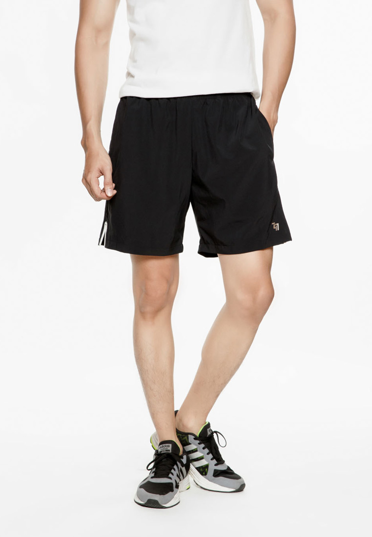 HH247 TENNIS SHORTS - Đen