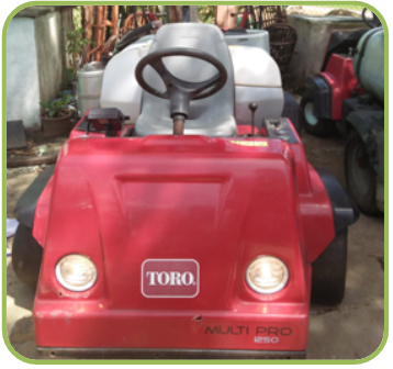 Insecticides Fertilize Spray Machine