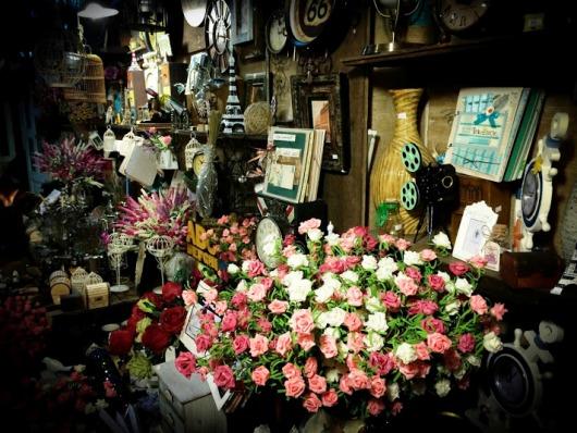 Shop hoa handmade tặng 20/10