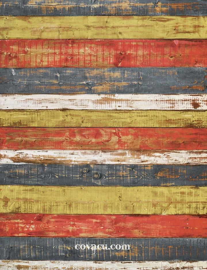 Background gỗ tứ sắc