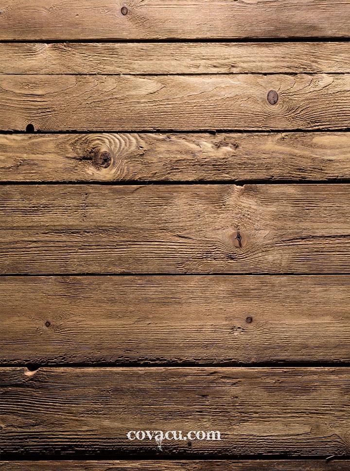 Phông nền vải bàn gỗ