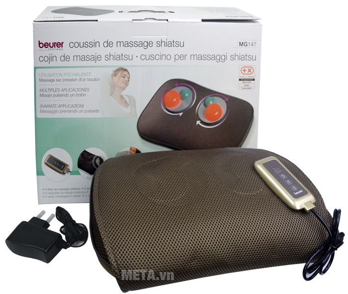 Gối massage BEURER MG147