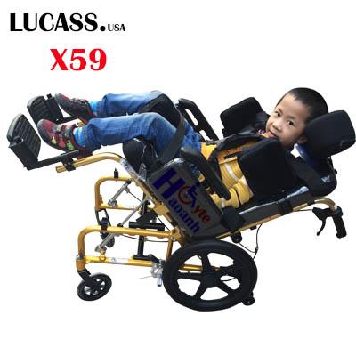 Xe lăn  Lucass X59