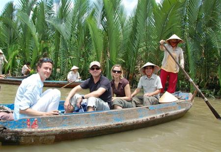 MEKONG DELTA BY SPEED BOAT