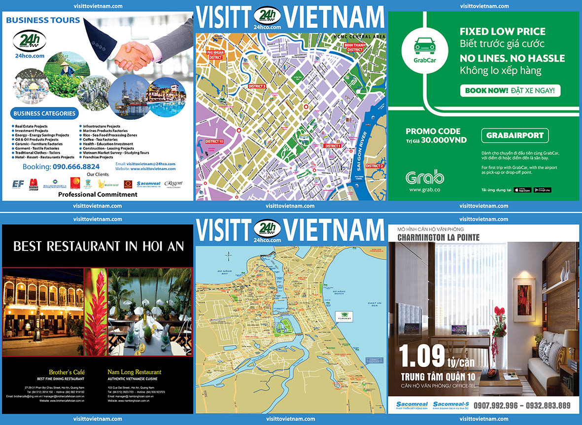 Map & Brochure Distribution