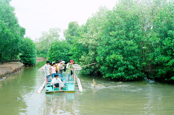 CAN GIO - MANGROVE FOREST