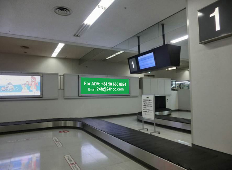 Light Box Advertising - South Baggage Claim