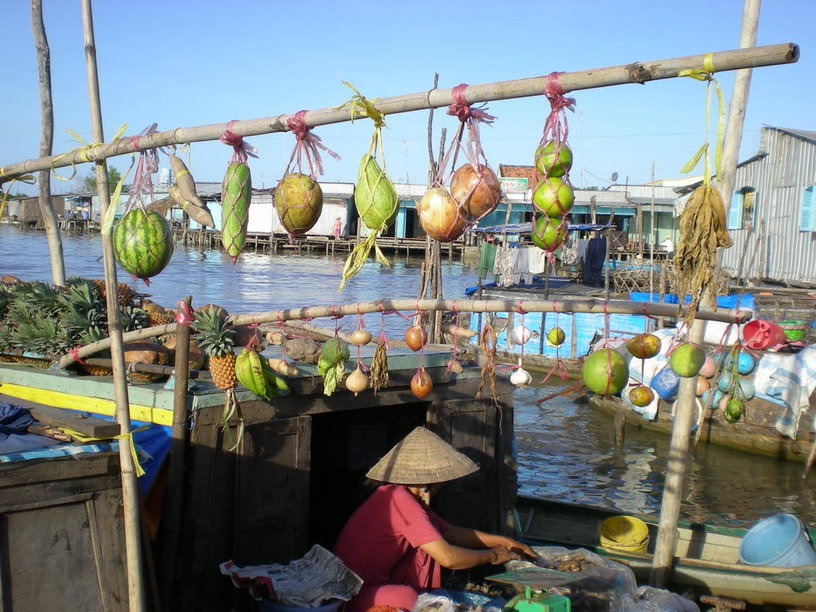 Mekong Delta (Cai Be) with Lunch