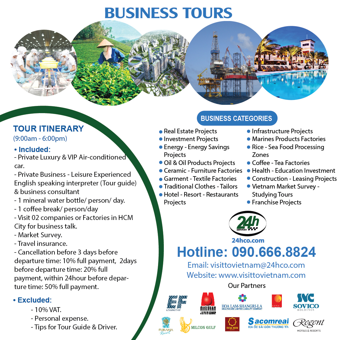 Business Tours