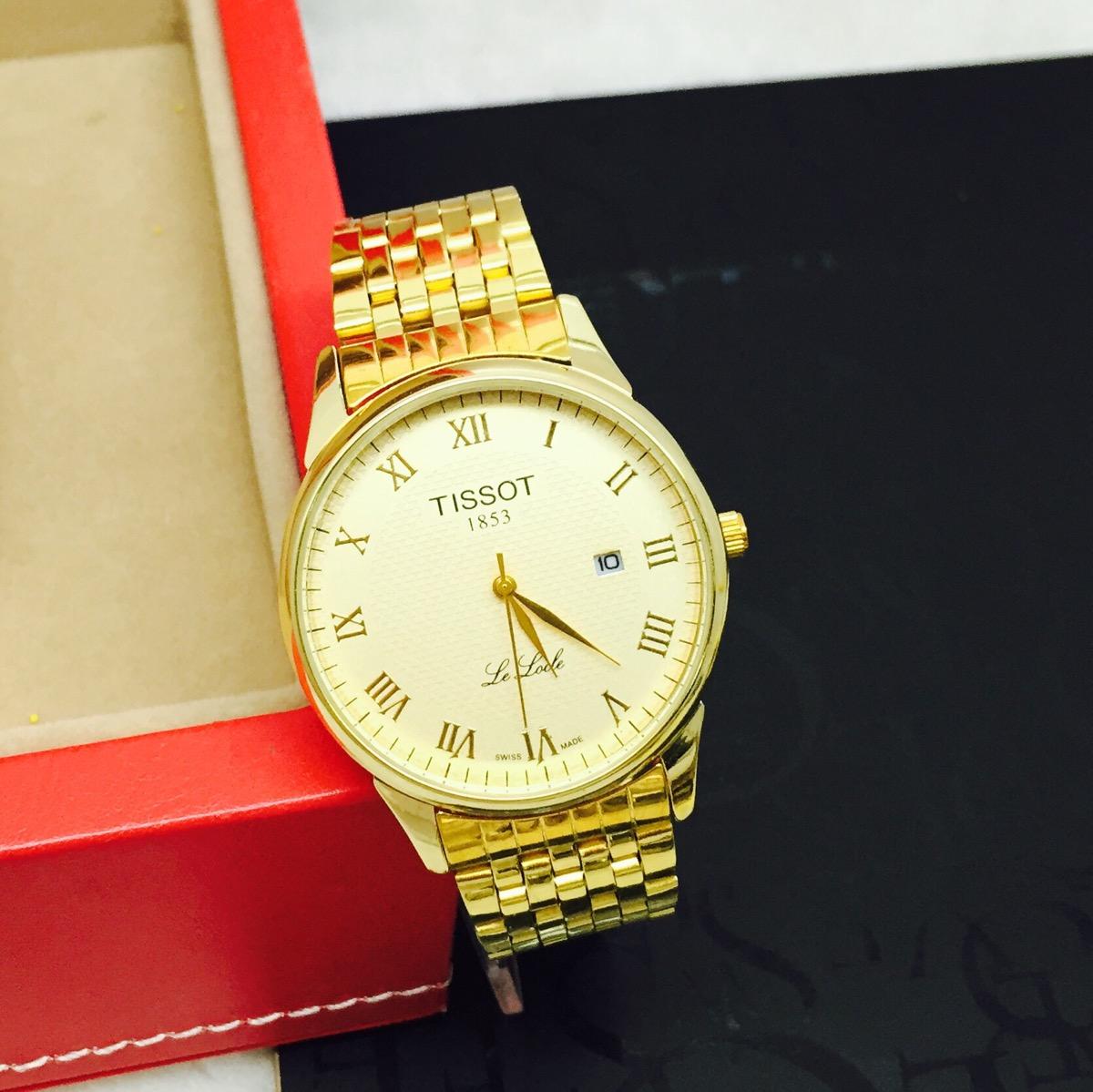 đồng hồ  nam lịch lãm Tissot