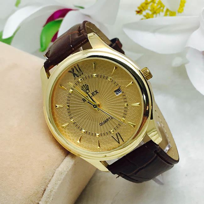 đồng hồ nam rolex lịch lãm