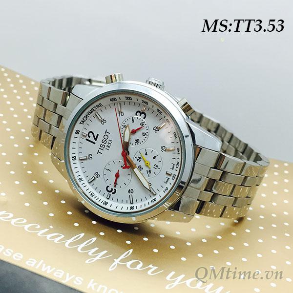 lịch lãm với đồng hồ Tissot