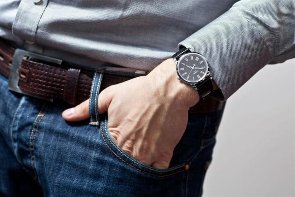 đồng hồ đeo tay lịch lãm