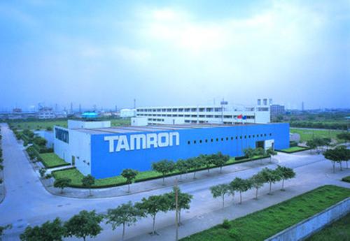 Nhà máy tamron xây dựng ở Việt Nam