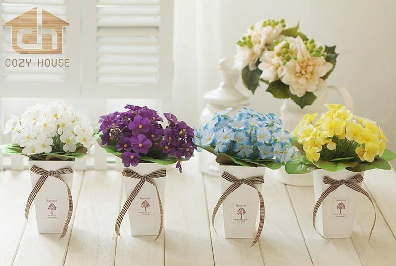 Những mẫu hoa lựa để bàn đẹp