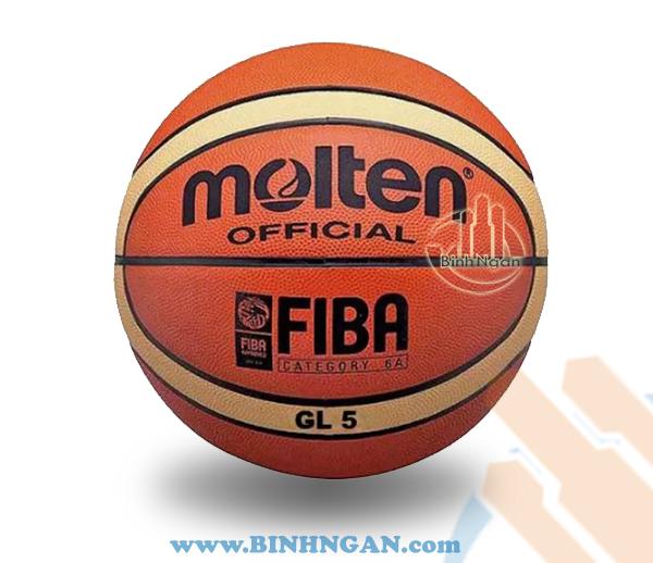 bóng rổ molten cao cấp GL5
