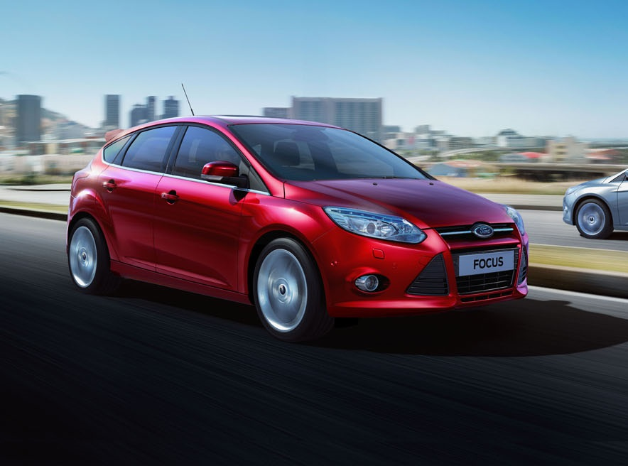 All-New Ford Focus 1.6L 4 cửa Ambiente 5MT
