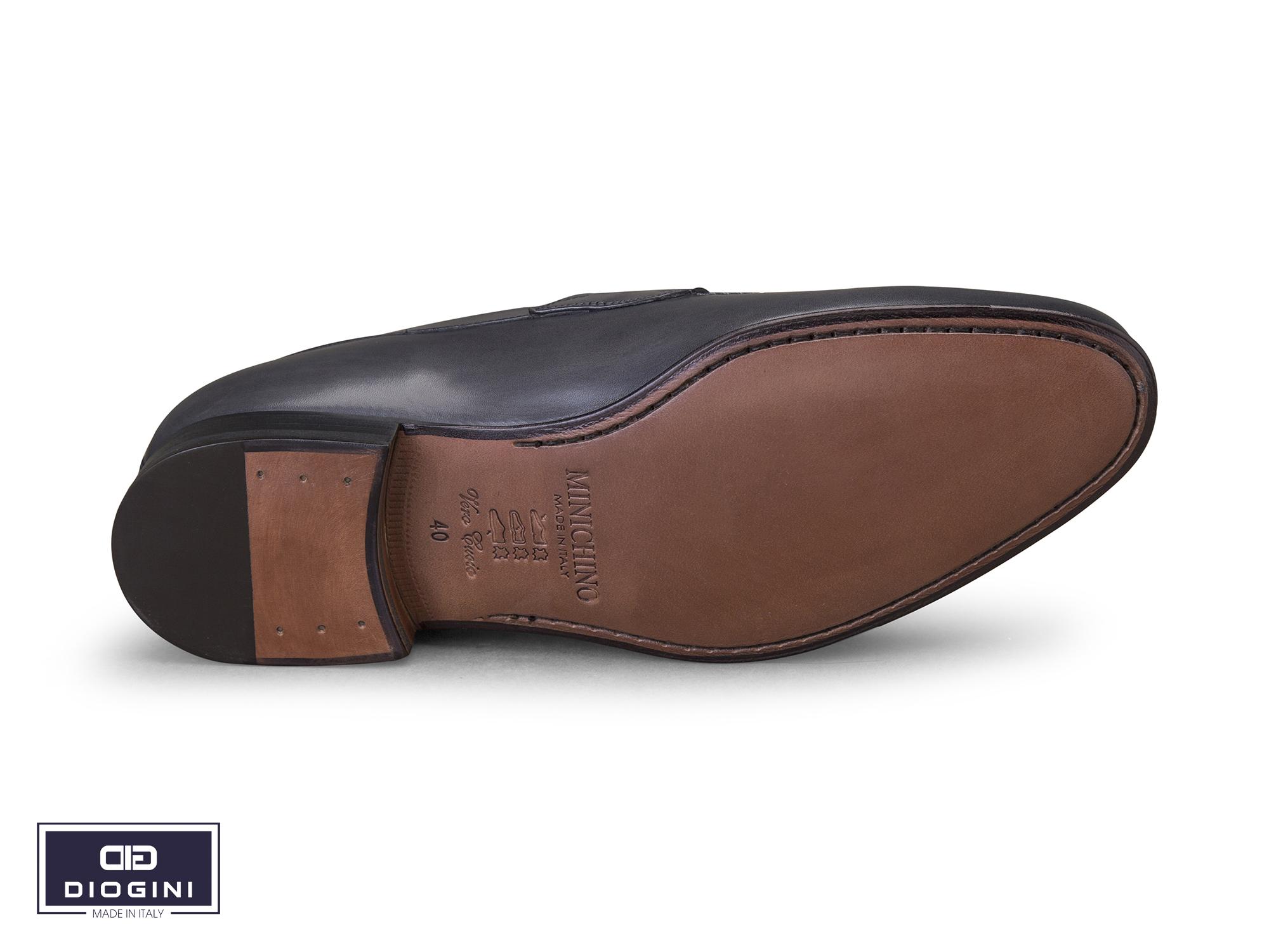 mặt đế giày da