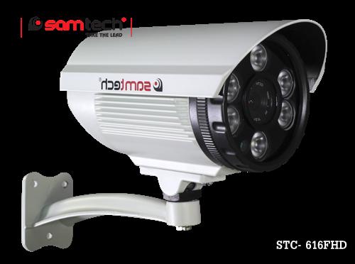 Camera thân trụ hồng ngoại STC- 616FHD công nghệ AHD độ nét cao