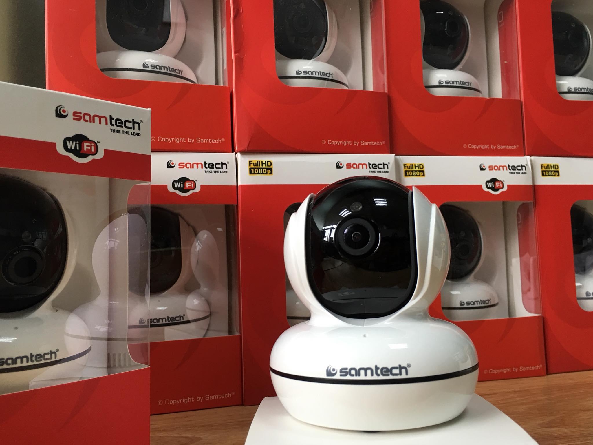 camera giám sát mua rẻ nhất hà nội samtech